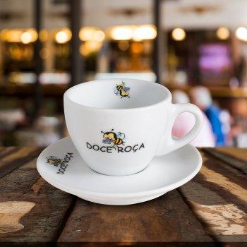 xícara café com Pires 90 ml Veneza